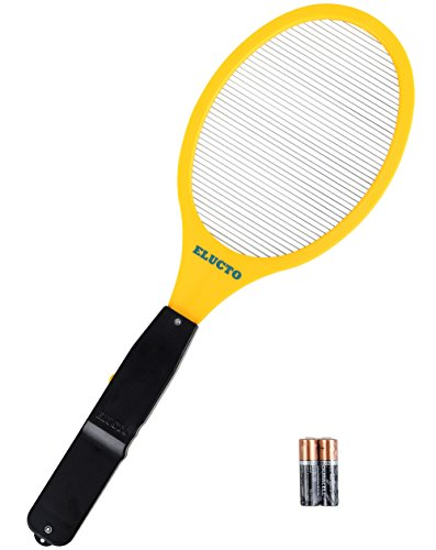 Elucto Electric Bug Zapper Fly Swatter Zap Mosquito Best