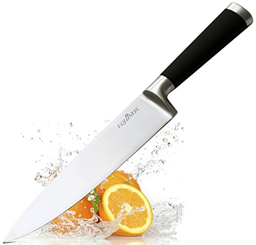 Equinox Professional Chef's Knife - 8 inch Full Tang