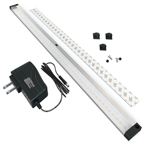 EShine LED Under Cabinet Lighting, with IR Sensor! Easy