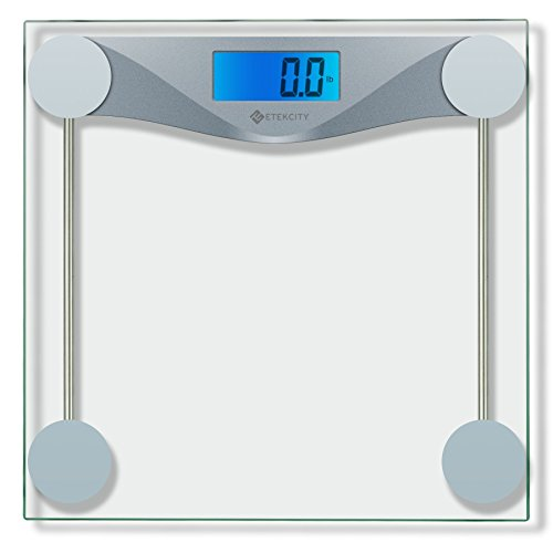 Etekcity Digital Body Weight Scale with Body Tape Measure