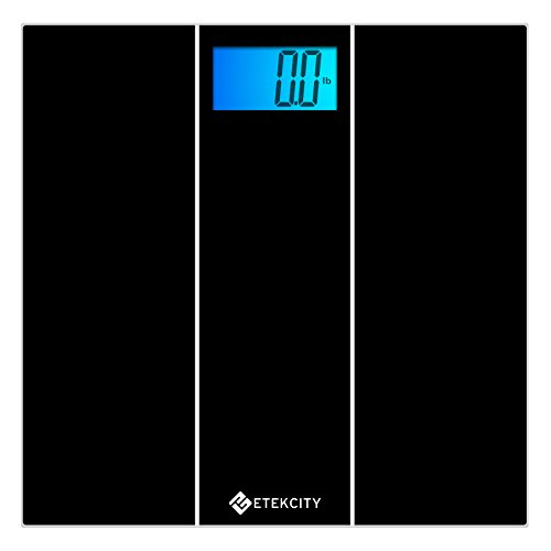 Etekcity Digital Body Weight Scale with Body Measuring Tape