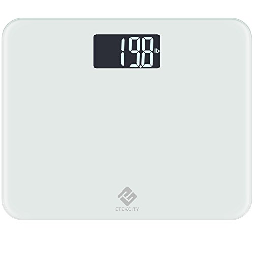 Etekcity Precision Digital Body Weight Bathroom Scale with Easy-to-Read