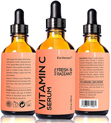 2 oz Vitamin C Serum - Facelift in a