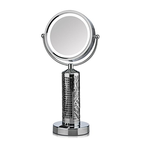 Fanity- Luxurious Vanity Mirror w/ Cooling Fan and LED