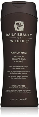 FHI Brands Daily Beauty for Wildlife Amplifying Shampoo, 13.5