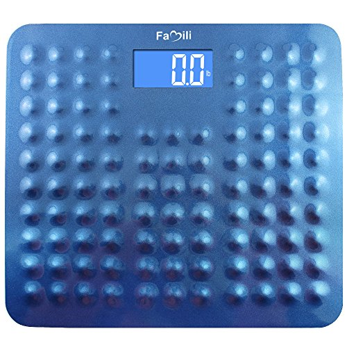 Famili 271B Accurate Digital Body Weight Bathroom Scale with
