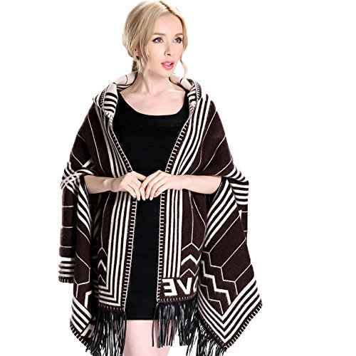Spring Womens Fashion Cashmere Large Shawls and Wraps Both