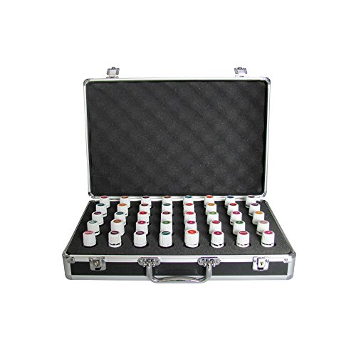 40 Bottle, Black Essential Oil Carrying Case – Protect