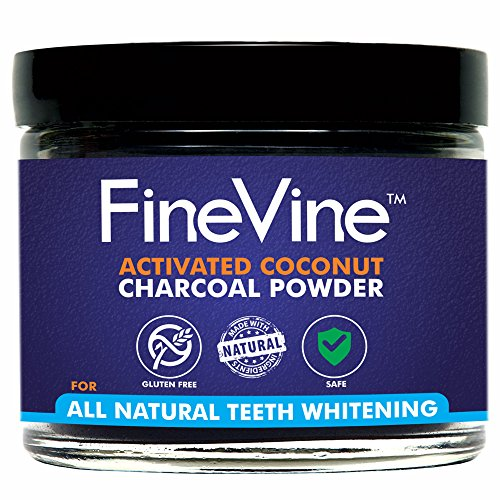 All Natural Teeth Whitening Powder - Made in USA