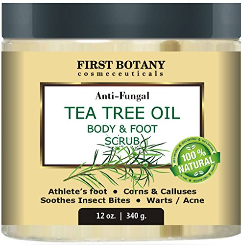 100% Natural Anti Fungal Tea Tree Oil Body