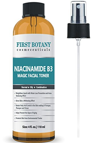 First Botany Niacinamide Vitamin B3 Magic Toner 4 fl