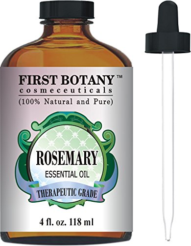 First Botany Cosmeceuticals Rosemary Essential Oil Big 4 fl