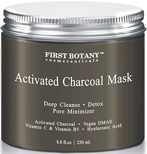 The BEST Charcoal Creme Mask 8.8 fl. oz.- Best