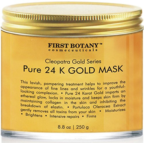 The BEST 24 K Gold Facial Mask 8.8 oz