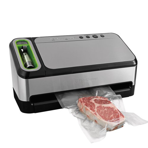 FoodSaver 2-in-1 Vacuum Sealing System with Starter Kit, 4800