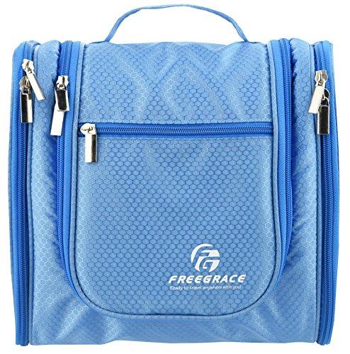 Premium Toiletry Bag By Freegrace - Extra Large Travel