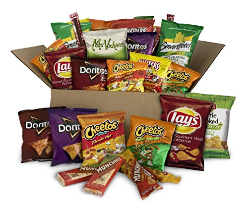 Ultimate Hot  Spicy Flavor Snack Box, Bundle