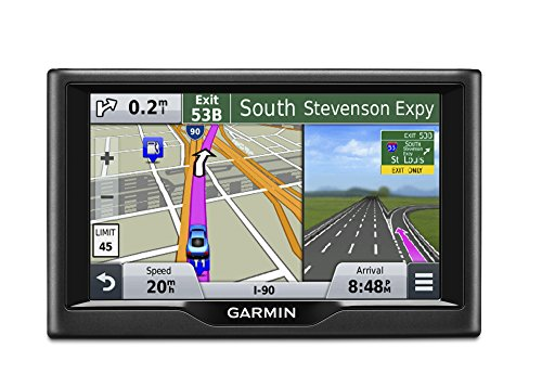 Garmin Nuvi 57LM GPS Navigator System with Spoken Turn-By-Turn