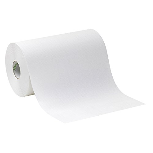 Georgia-Pacific 26610 SofPull Paper Towel Roll, 1-Ply Hardwound, (WxL)