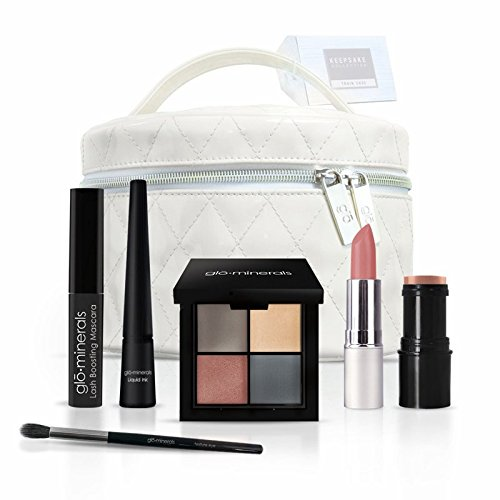 Glo Minerals Limited Edition Neutral Colors Make-up Set