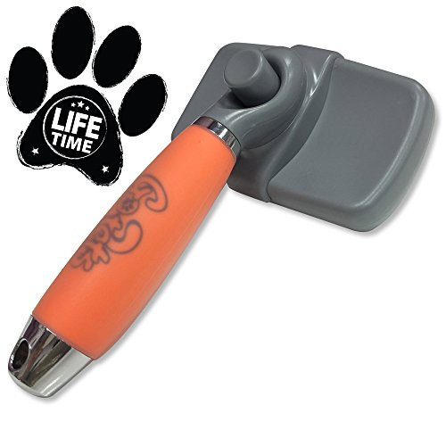 $17.99 Professional Slicker Brush for Dogs  Cats by GoPets