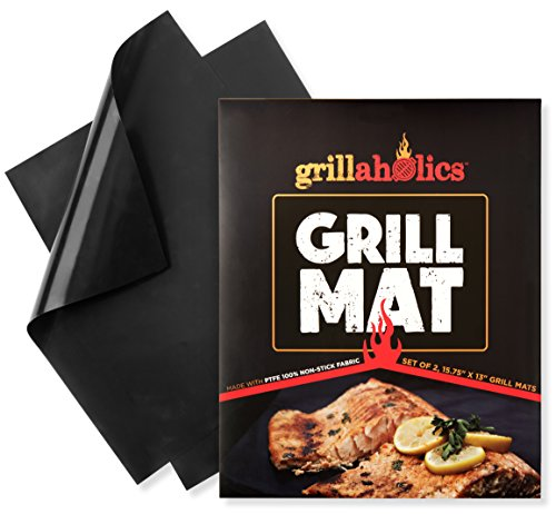 Grillaholics Grill Mat, Featured on Rachael Ray Top Grilling