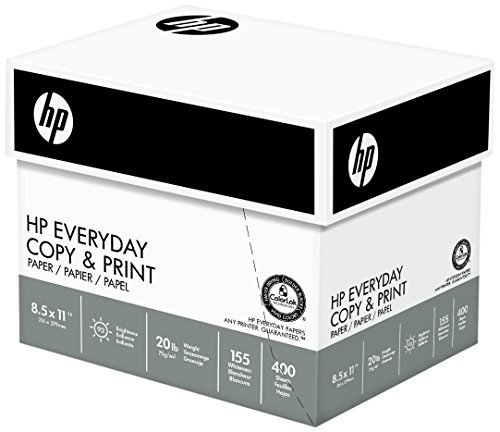 $29.99 HP Everyday Copy and Print , 20lb,  8-1/2