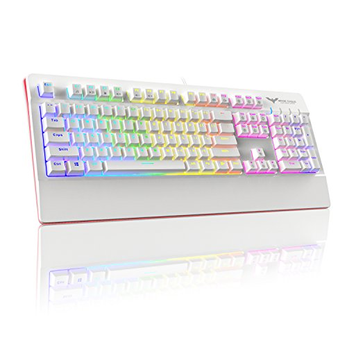 HAVIT HV-KB389L RGB Backlit Wired Mechanical Gaming Keyboard with