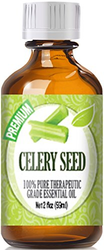 Celery Seed (60ml) 100% Pure, Best Therapeutic Grade Essential