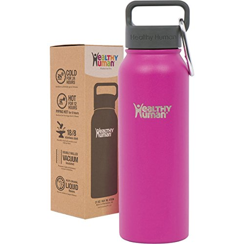 Healthy Human Double Walled Vacuum Insulated Stainless Steel Thermos