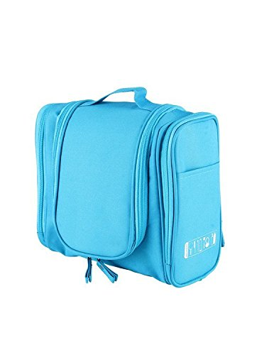 Holly LifePro Travel Kit Portable Toiletry Bag, Personal Organizer
