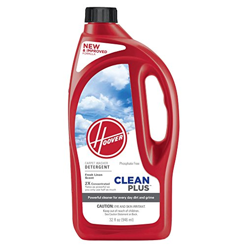 Hoover 2X CleanPlus Carpet Cleaner  Deodorizer 32 oz
