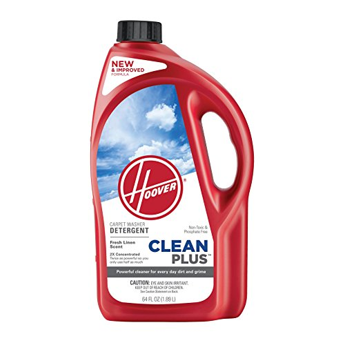 Hoover AH30330 Cleanplus 2X Concentrated Carpet Cleaner and Deodorizer