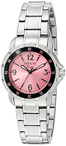 $78.99 Invicta Women's 0547 Angel Collection Stainless Steel Watch
