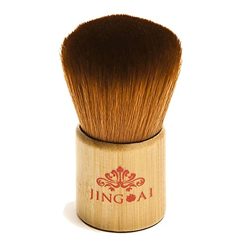 Kabuki Brush – Best Professional Foundation Brush By Jing