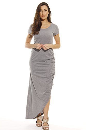 401009-GHY-2X Just Love Summer Dresses / Maxi Dress