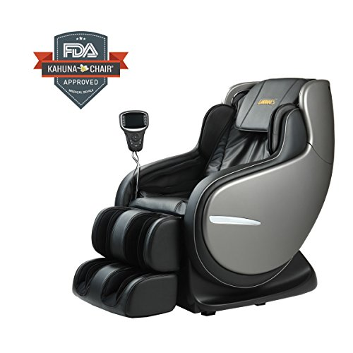KAHUNA LM-8800S 3D Kahuna Massage Chair - Black