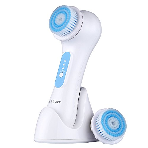 KINGDOMCARES Facial Cleansing Brush(White)