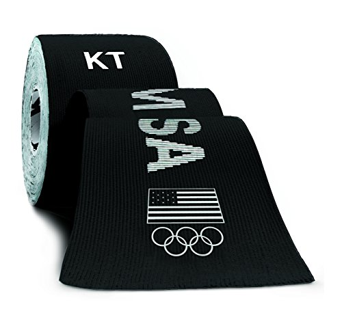 KT TAPE PRO Synthetic Elastic Kinesiology 20 Pre-Cut 10-Inch