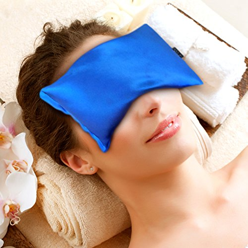 Luxury Hot / Cold Eye Mask By Karmick -