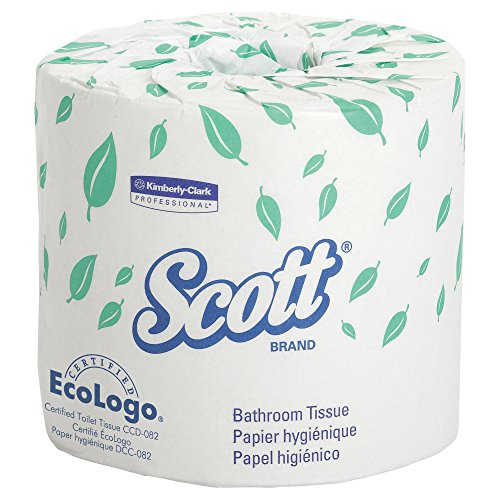 Scott Bulk Toilet Paper (04460), Individually Wrapped Standard Rolls