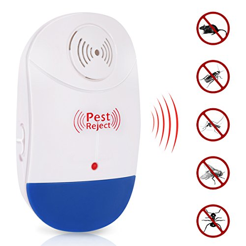 LINK Innovation Ultrasonic Pest Repeller Control-Electronic Plug In-Repelling for