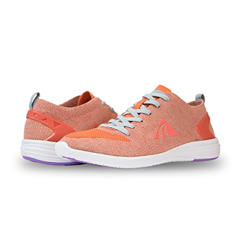 Alicia Women's Lightweight Knit Running Shoes - Athletic Mesh