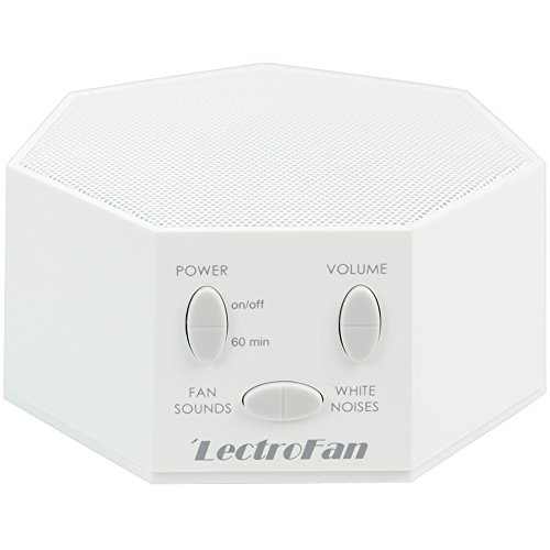 LectroFan - International Model, White Noise Machine with 10