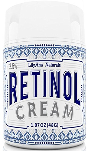 Retinol Cream Moisturizer for Face and Eyes, Use Day
