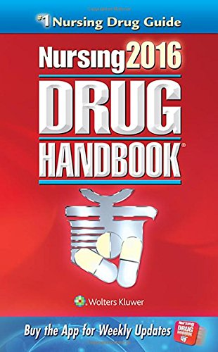 $18.66 Nursing2016 Drug Handbook (Nursing Drug Handbook)