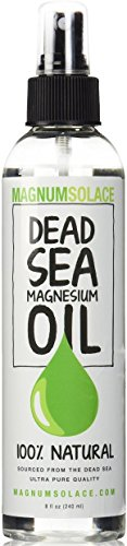 MAGNESIUM OIL 100% PURE NATURAL Dead Sea Minerals -