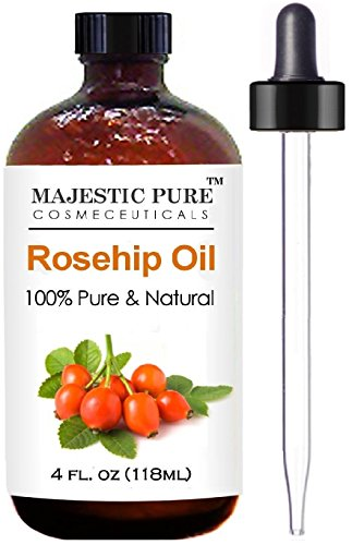Rosehip Oil for Face, Nails, Hair and Skin From