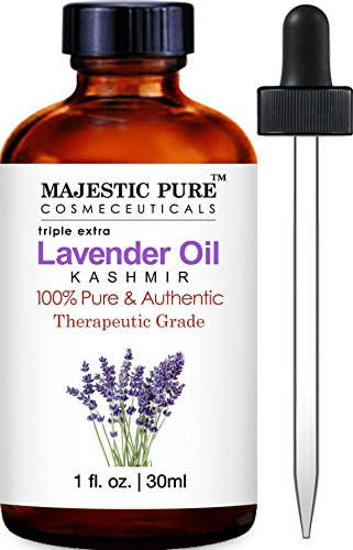 Majestic Pure Authentic Lavender Essential Oil from Kashmir, 1