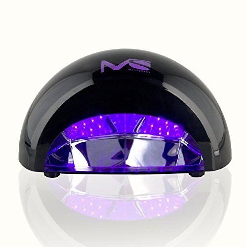 MelodySusie 12W LED Nail Dryer - Nail Lamp Curing